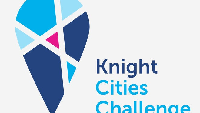 Knight Cities Challenge logo.