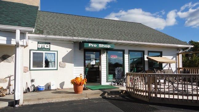 The Ridges Golf Course Pro Shop.