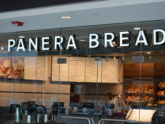Panera Bread sign