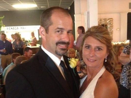 Lee Tartt and his wife Deborah