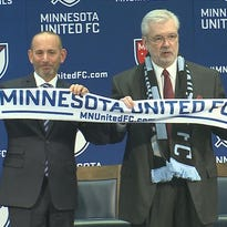 MLS Commissioner Don Garber talks United