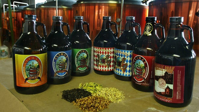 The brewery offers an extra special bitter, a porter, an India Pale Ale, a nut brown ale and an Oktoberfest, as well as other seasonal varieties.
