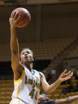 Jeff Davis' Jasmine Walker, entering the final postseason of her high school career, has 1,793 career points.