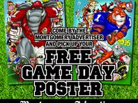 Game Day poster