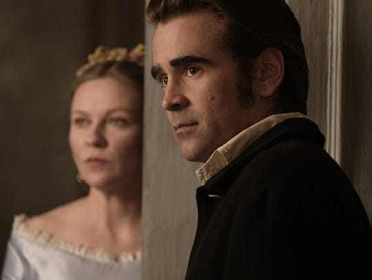 """OK, so what happens to Colin Farrell in """"The Beguiled?"""""""