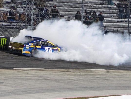 Chase Elliott-crash