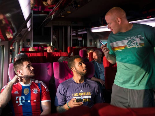 15:17 to Paris\' doesn\'t live up to thrilling true story