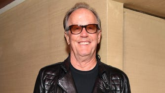 "Peter Fonda attends the ""Boundaries"" New York screening after party on June 11."