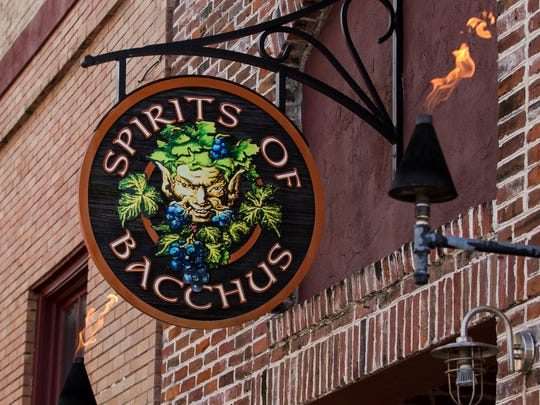 Spirits of Bacchus will have to leave its longtime location on Hendry Street in downtown Fort Myers in June.