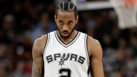 San Antonio Spurs won't win the Western Conference
