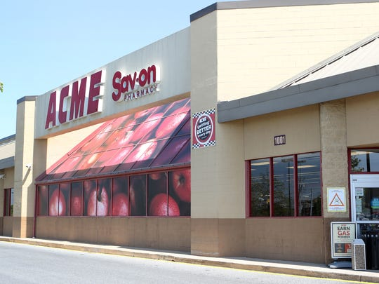 Acme closed a store in Dover last spring.