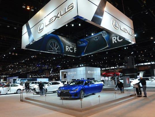 No more price haggling at Lexus dealerships