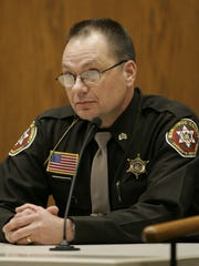 In this file photo, Manitowoc County Sheriff's Sgt.