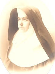 Sister Xavier Clarke, first Burlington woman to enter