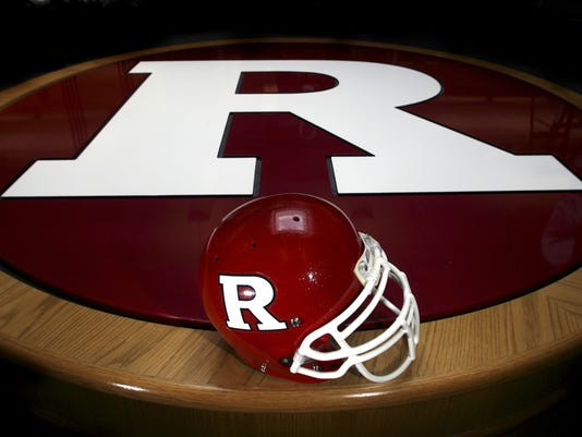 webart sports rutgers football