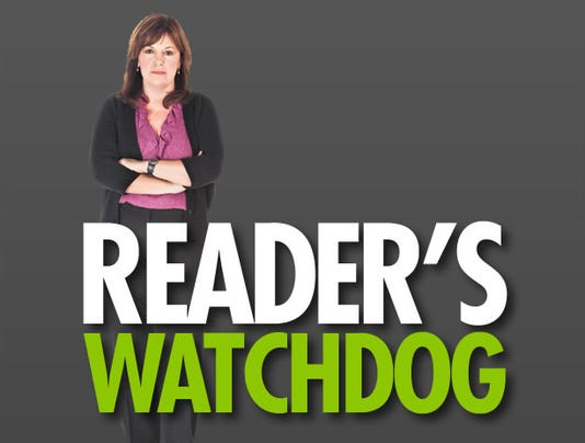Reader's watchdog