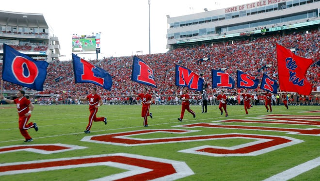 Ole Miss is making small steps toward a conclusion in its NCAA saga.