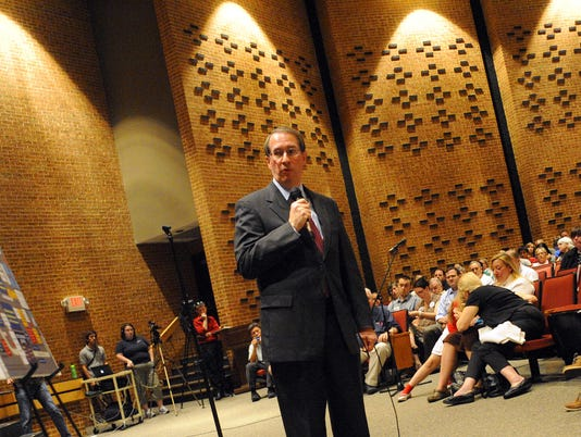 (BEST) Goodlatte's Town Hall Meeting