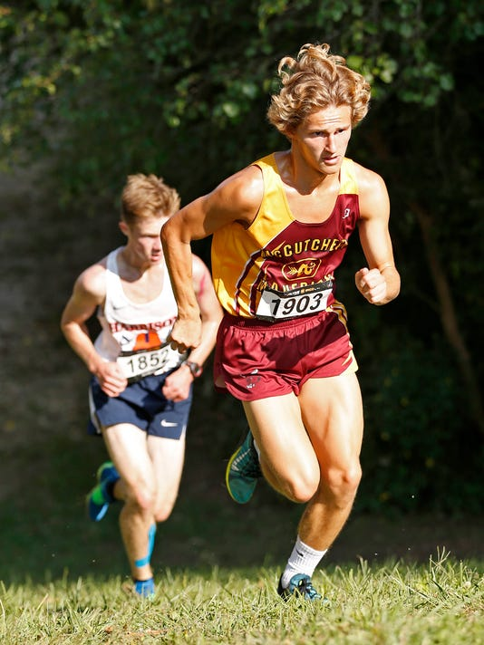 LAF City County cross country