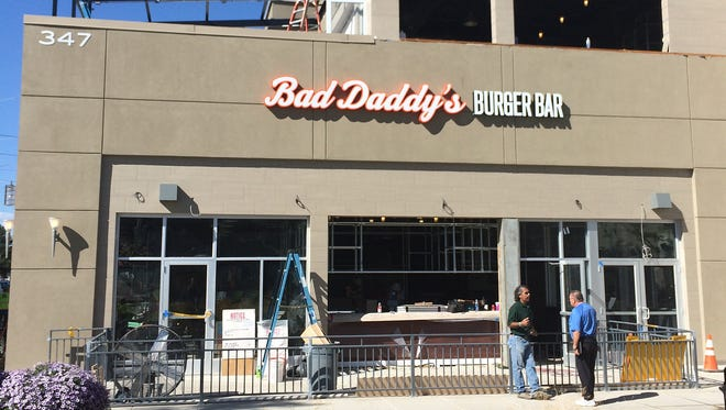 Bad Daddy's Burger Bar is scheduled to open at Foothills Mall on Sept. 2.