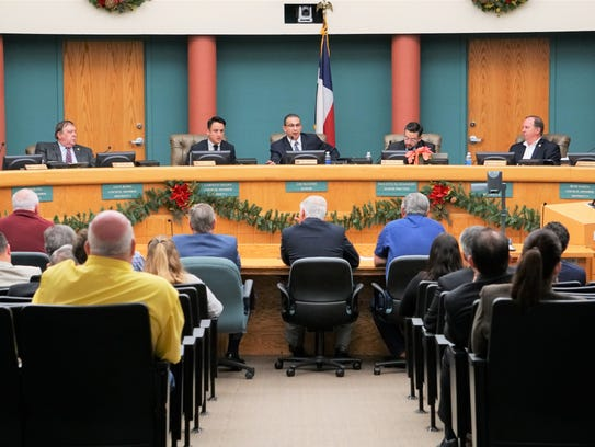 The Texas Land & Resource Management Committee held