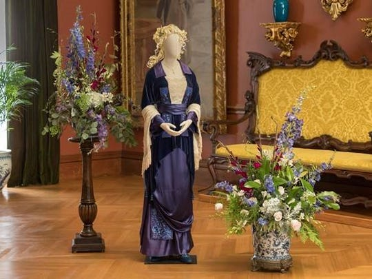 The dress Kate Winslet wore in scenes at the front