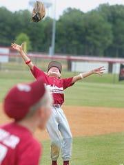 Tallahassee Heat shortstop Blake Reese (15) throws