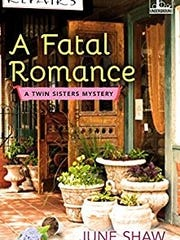 "June Shaw's first cozy mystery set in Louisiana, ""A Fatal Romance,"" hit bookshelves recently."