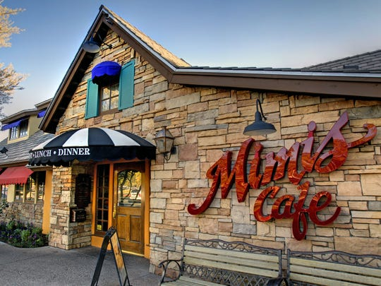 Mimi's Cafe at Desert Ridge Marketplace in Phoenix.