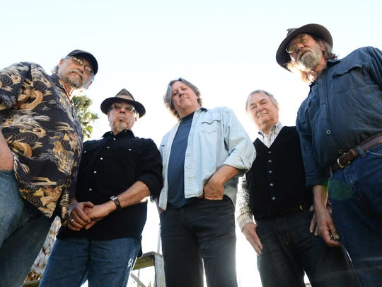 Phil Salazar and the Kinfolk will perform at 8 p.m.