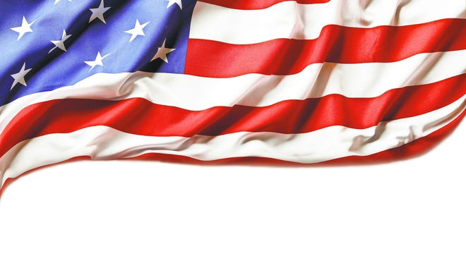 The American Flag Act mirrors Florida's All-American Flag Act, which is based on a proposal written by high school students.