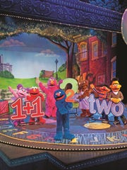 """Just like the TV show, """"Sesame Street Live"""" incorporates subtle lessons about math, language and other topics."""
