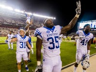 Former Kentucky player was suspended for taking money from an agent