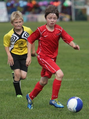 The 29th annual Rapids Kickers soccer invitational kicks off Saturday, June 13 and runs through Sunday, June 14 at the Washington Elementary School and Mid-State Technical College soccer fields.