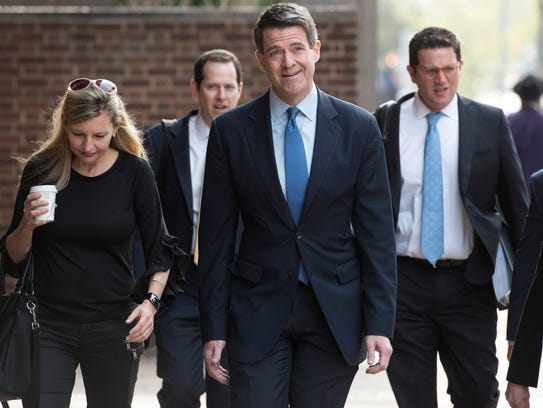 William Baroni on his way to the US Court of appeals