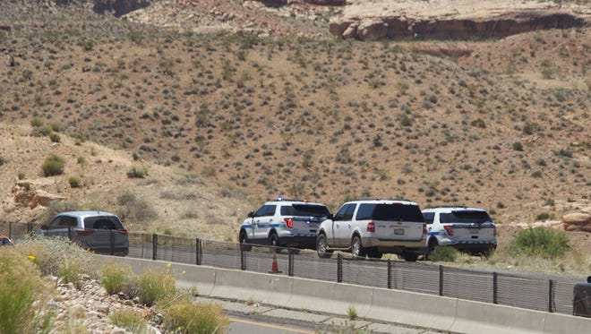 A truck driver was found dead May 8 on southbound Interstate 15 inside the Virgin River Gorge outside of St. George.