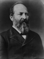 James A. Garfield, Republican, 1881