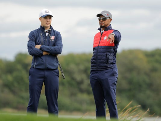 5b79e901e3 Motivation doesn't always come on the course in Ryder Cup