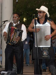 Rockin' Dopsie and the Zydeco Twisters, Lafayette natives