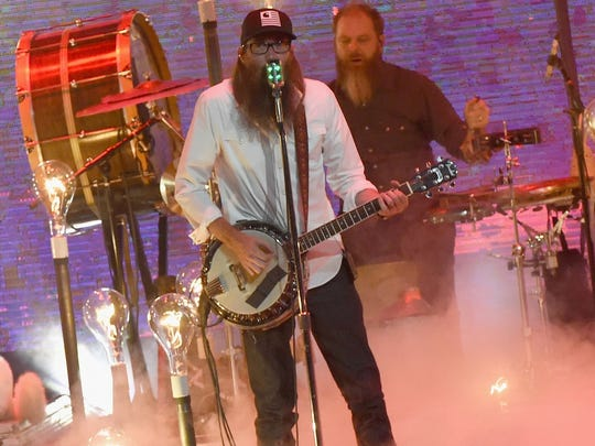 David Crowder will perform Dec. 9 at Old National Centre.