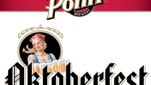 Oktoberfest, from the Stevens Point Brewery.