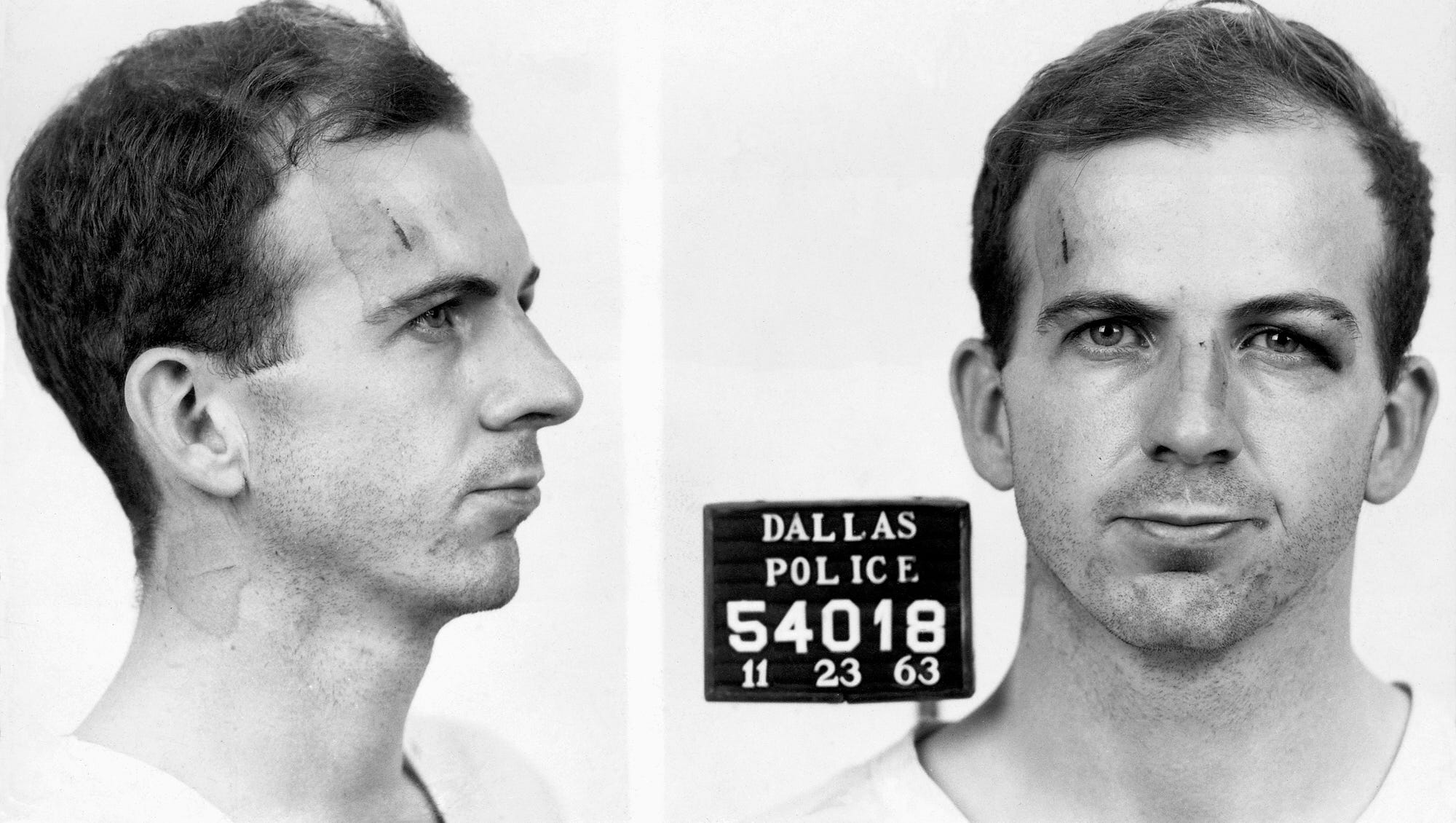 Fotografías de Lee Harvey Oswald