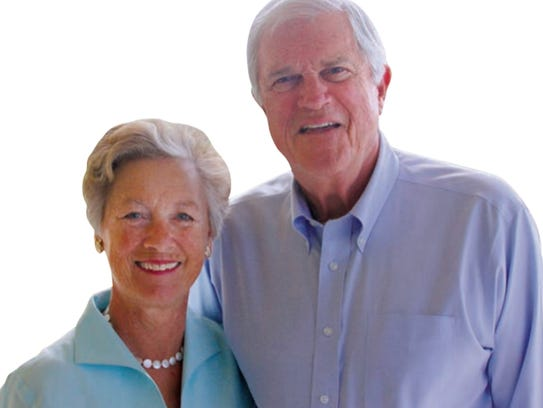 2018 Laurel Award honorees Marlynn and William Scully,