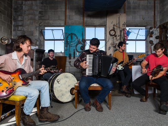 The Felice Brothers return to Delaware for a show Saturday night at Arden's Gild Hall.