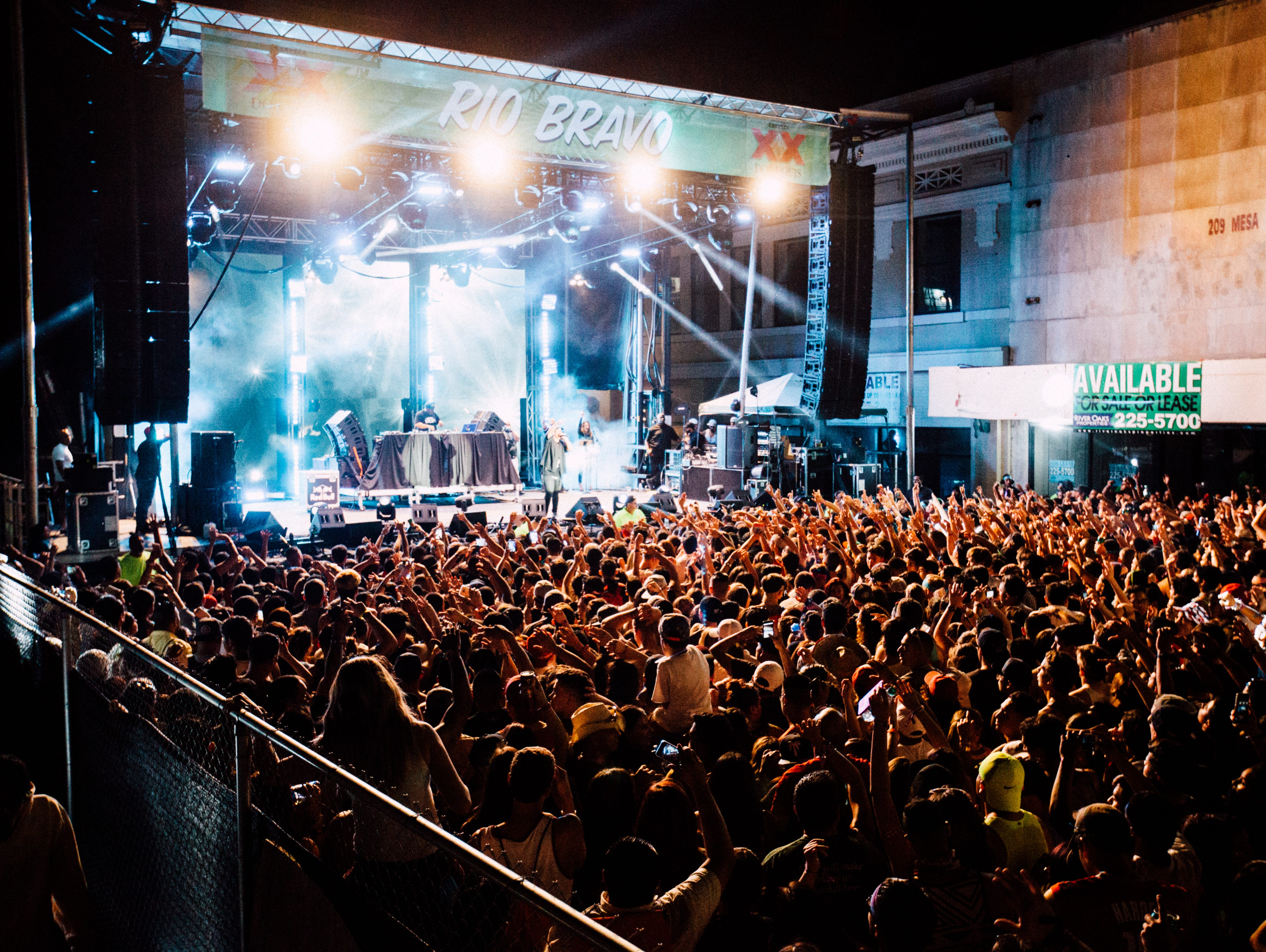 Are you going to this year's Neon Desert Music Festival?