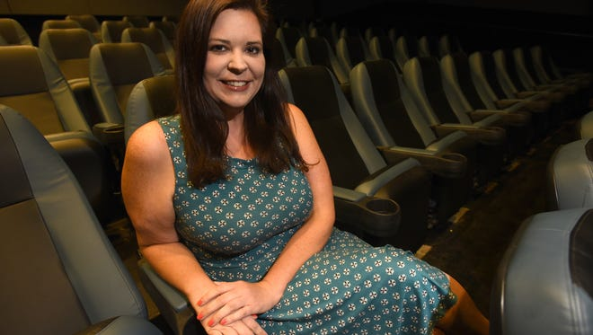 Meghan Hochstetler has stepped into the role of interim director of the Robinson Film Center until a replacement for it's former director, Alexandyr Kent can be found.