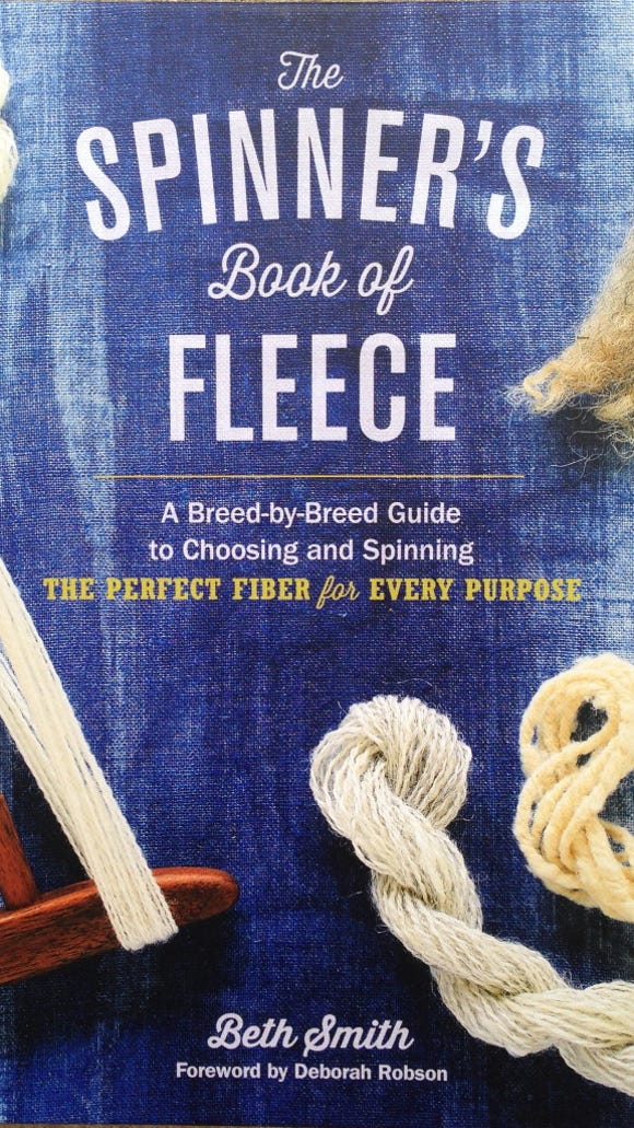 The Spinner's Book of Fleece is destined to be a classic.