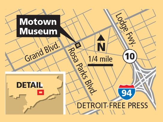 An expansion is planned for the Motown Museum.