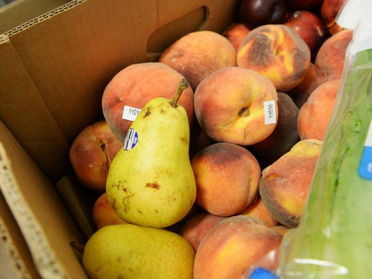 Produce from Whole Foods goes to Food Bank for Larimer