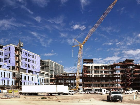 This is how the new William Beaumont Medical Center